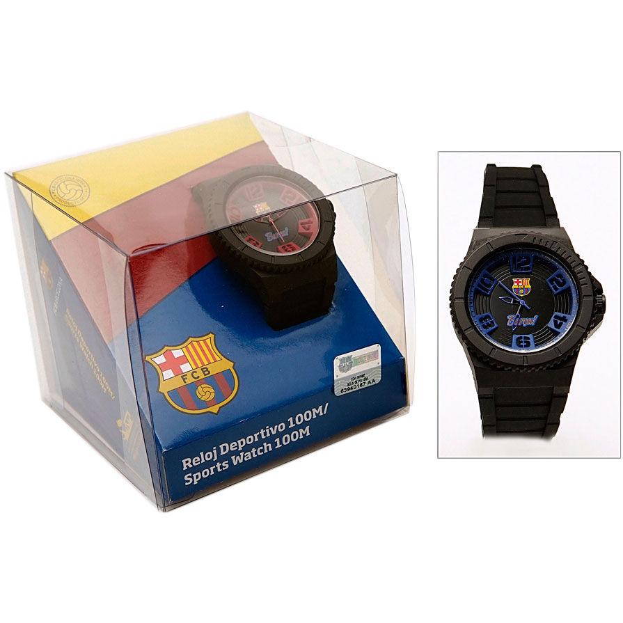 Reloj pulsera FC Barcelona 10ATM caballero surtido. SEVA IMPORT e68beda90c4
