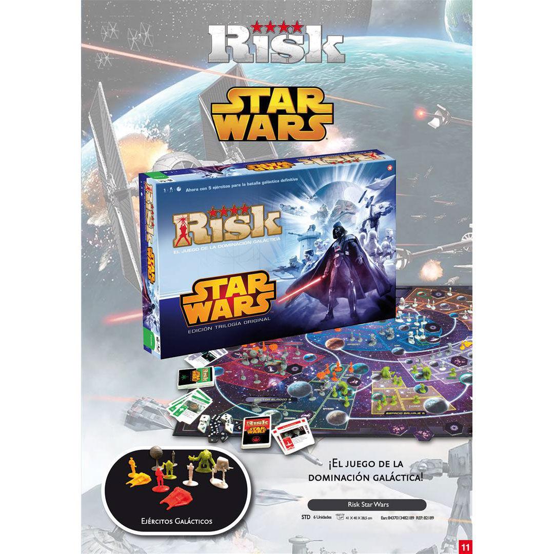 Juego Risk El Señor de los Anillos Hasbro (3)