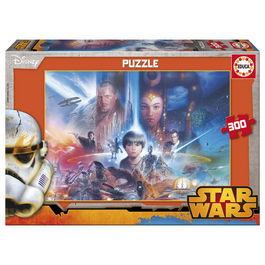 Puzzle Star Wars 300