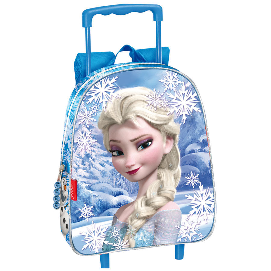Trolley Frozen Disney Heart pequeña
