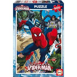 Puzzle Spiderman Marvel Ultimate 500