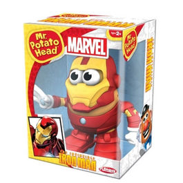Mu�eco Mr. Potato Iron Man Marvel