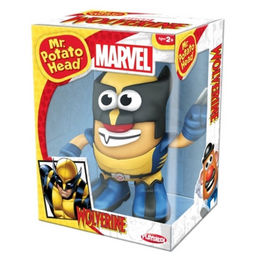 Mu�eco Mr. Potato Lobezno Marvel