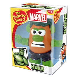 Mu�eco Mr. Potato El Increible Hulk Marvel