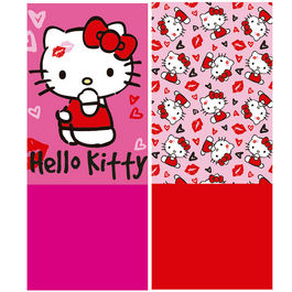 Braga cuello Hello Kitty Kisses coralina surtido