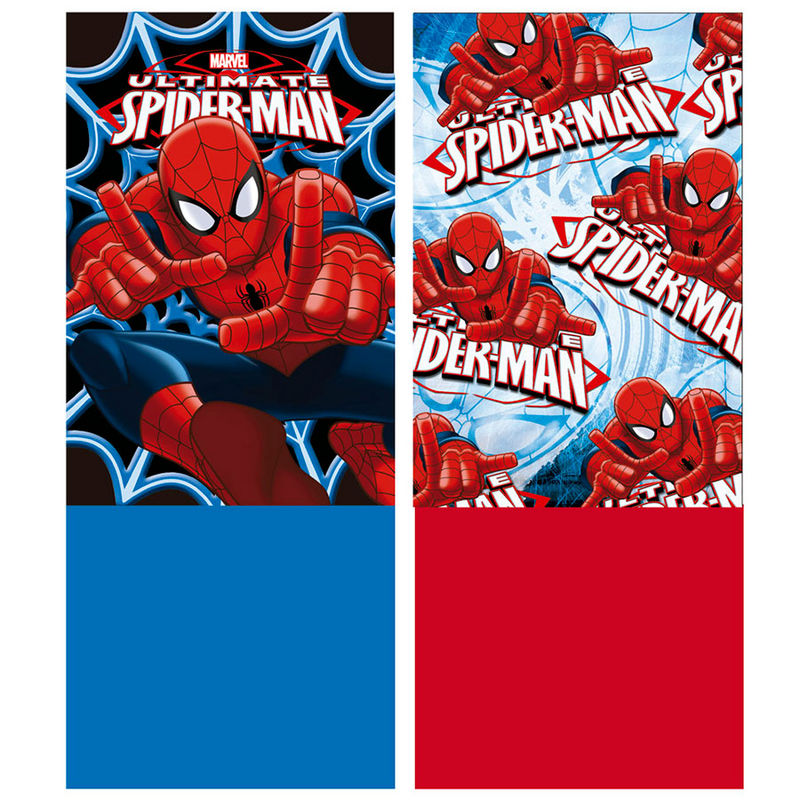 Braga cuello Spiderman Marvel coralina surtido 5991328501346