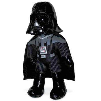 Peluche Darth Vader - Star Wars T2 25cm 84256113505350566