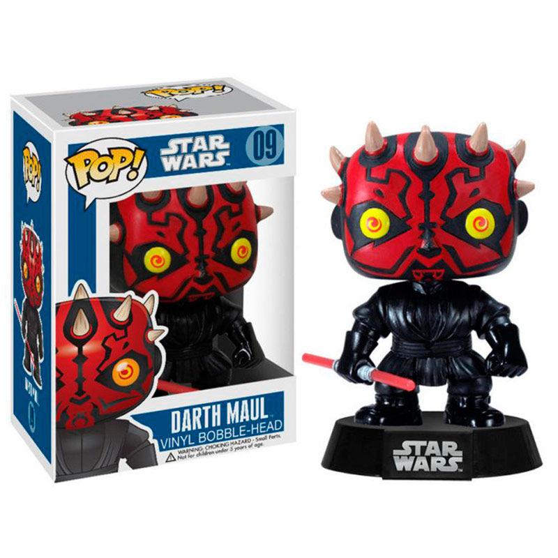Funko POP o Figura POP Star Wars Darth Maul