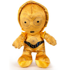 Peluche Star Wars C3P0 soft 29cm
