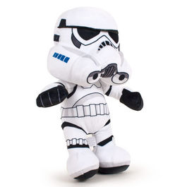 Peluche Star Wars Stormtrooper soft 29cm