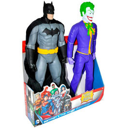 Pack figuras Batman Joker DC Comics 50cm
