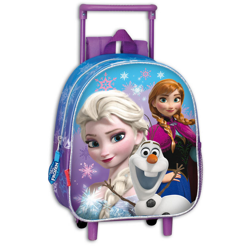 Trolley Frozen Disney Snow Dots 28cm