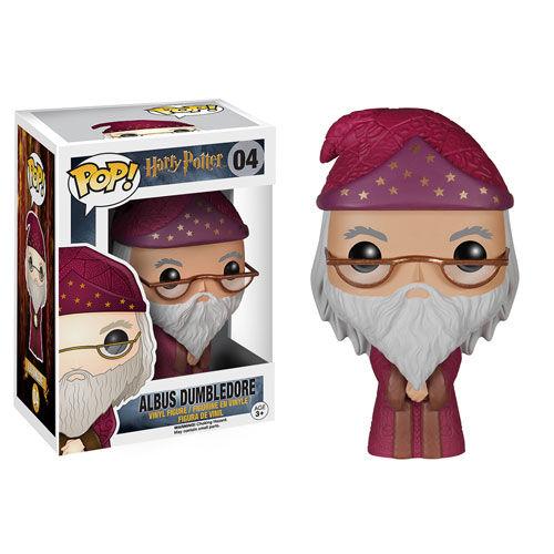 Pre-pedido Funko POP o Figura POP Harry Potter Albus Dumbledore