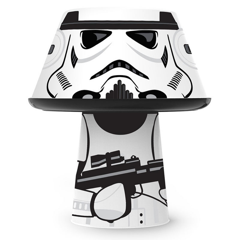 Set desayuno Star Wars stormtrooper apilable