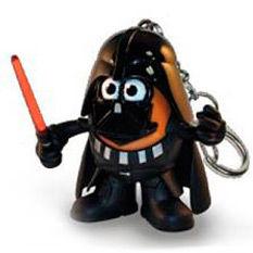 Llavero Poptaters Star Wars Darth Vader 801452506849