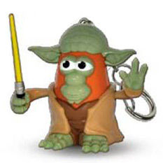 Llavero potato Poptaters Star Wars Yoda