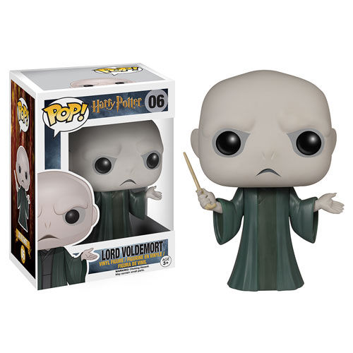 Funko POP o Figura POP Harry Potter Lord Voldemort