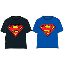 Camiseta Superman DC Comics adulto surtido