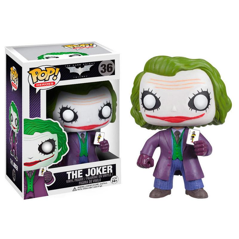 Funko POP o Figura POP Batman El Caballero Oscuro Joker