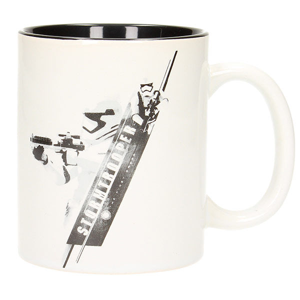 Taza Star Wars The Force Awakens Stormtrooper Blaster