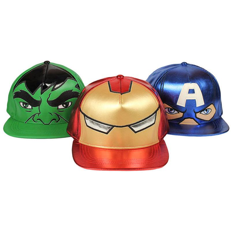 Gorra Vengadores Avengers Marvel surtido 1842793480248