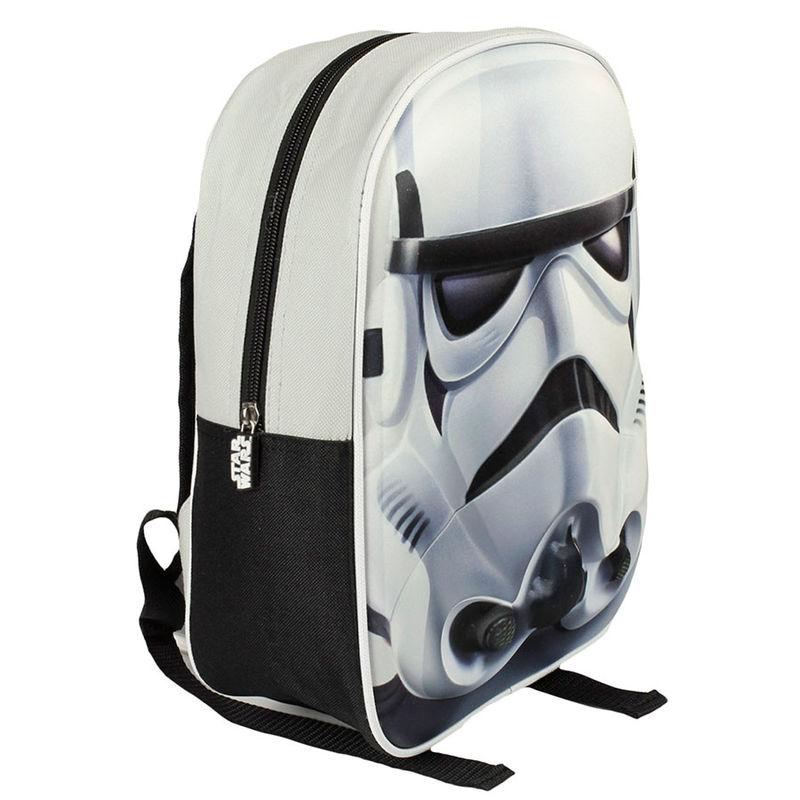 Mochila 3D EVA Stormtrooper Star Wars 31cm 8427934788446