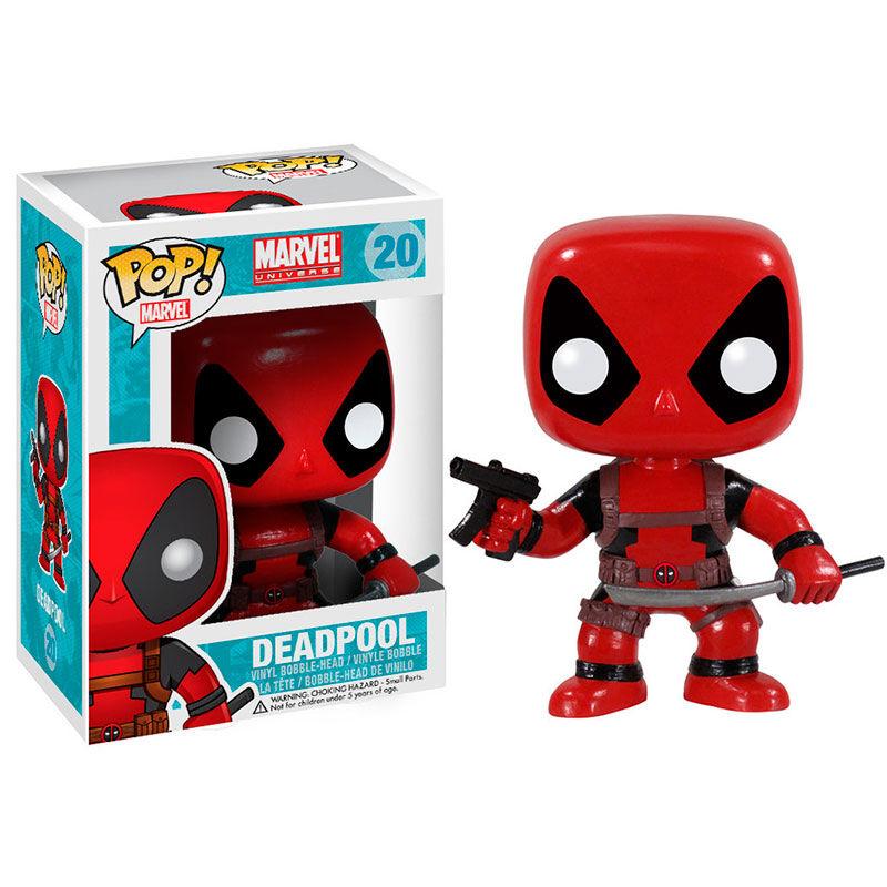 Funko POP o Figura POP Marvel Deadpool