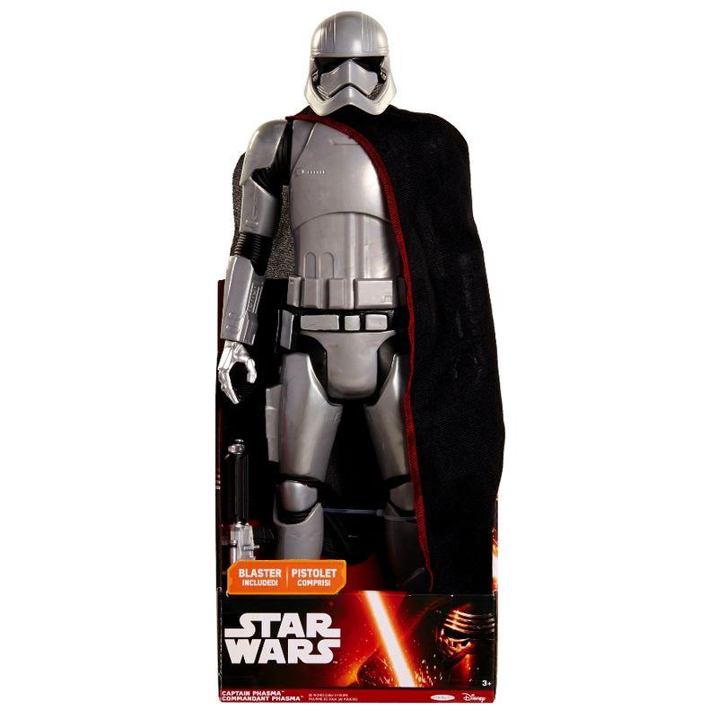Figura Capitan Phasma Star Wars 45cm