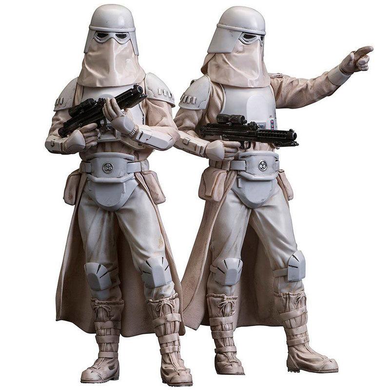 Set 2 figuras Snowtrooper ArtFX+ Star Wars