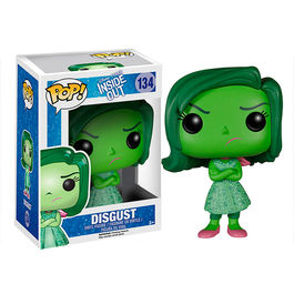 Figura POP Vinyl Disgust Inside Out Disney Pixar