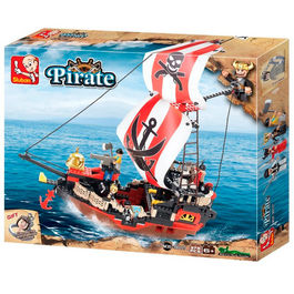 Large Pirate ship 379pz