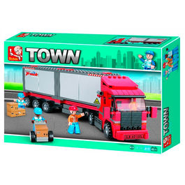 Container transporter 345pz