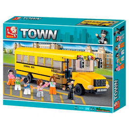 Large school bus 382pz