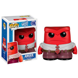 Figura Pop Viny Rabia Inside Out Disney Pixar