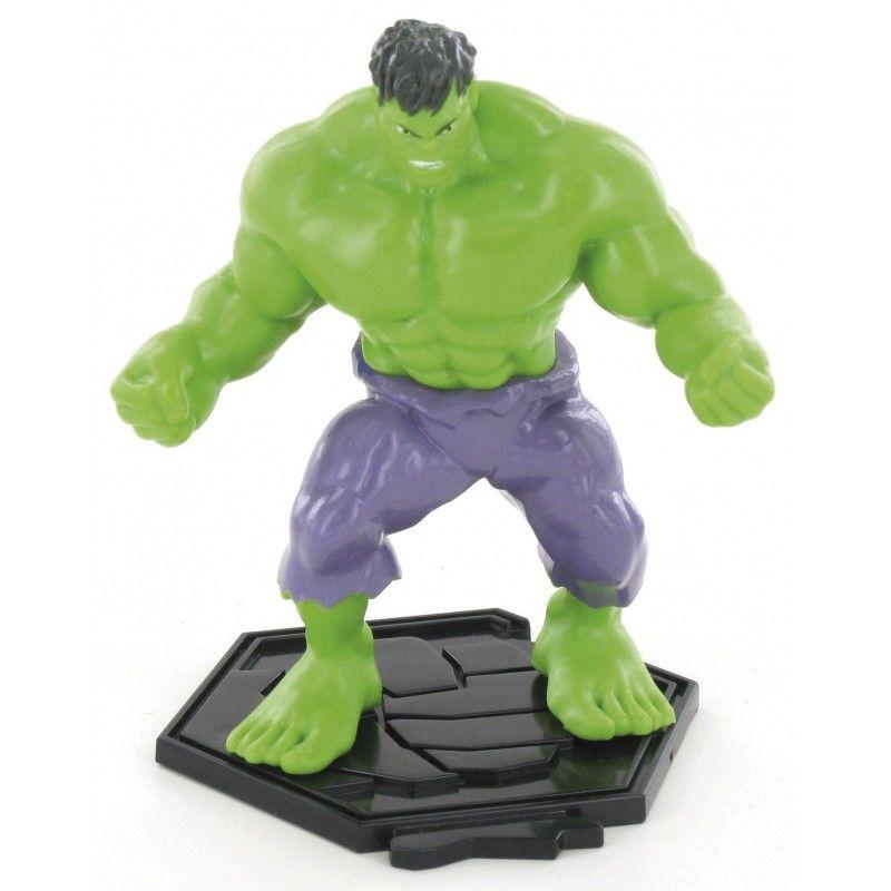 Figura Hulk Vengadores Avengers Marvel Assemble
