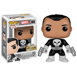 Figura POP Vinyl Bobble Head Castigador Punisher Marvel