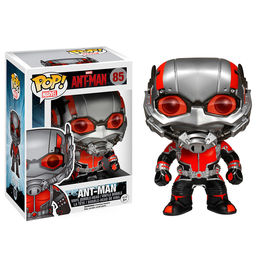 Figura POP Vinyl Bobble Head Ant-Man Marvel