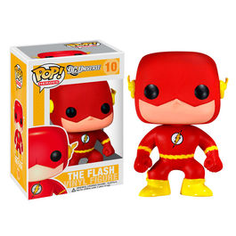 Figura POP Vinyl DC Comics Classic Flash