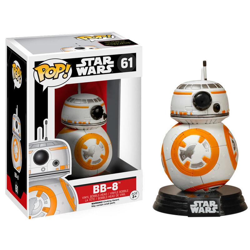 Funko POP o Figura POP Star Wars BB-8