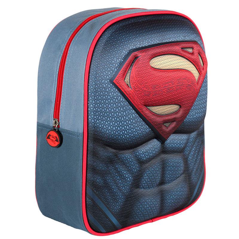 Mochila 3D EVA Superman 31cm