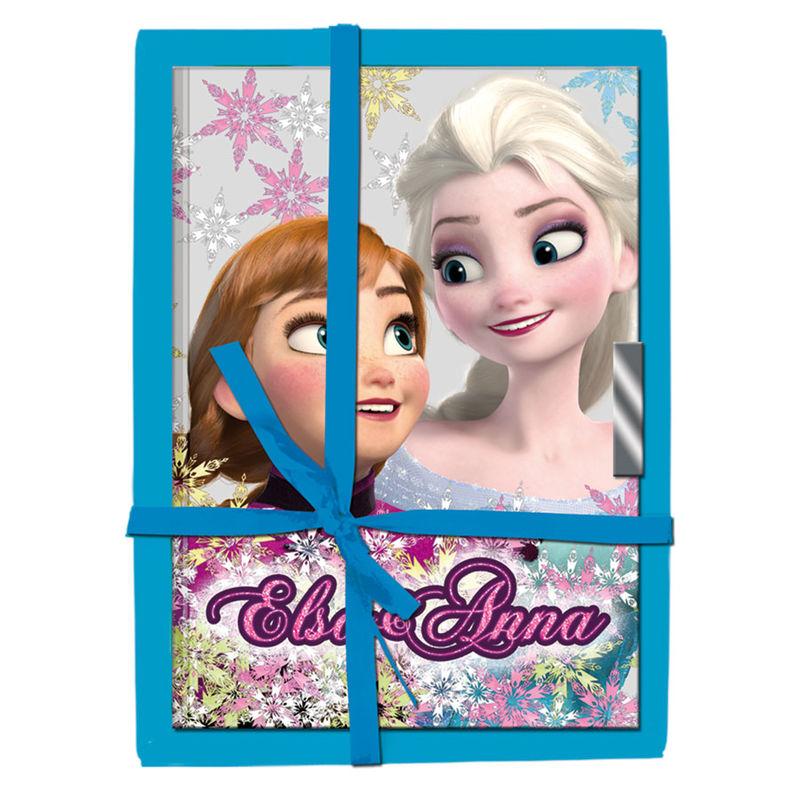 Diario Frozen Disney Soul 8414778523524