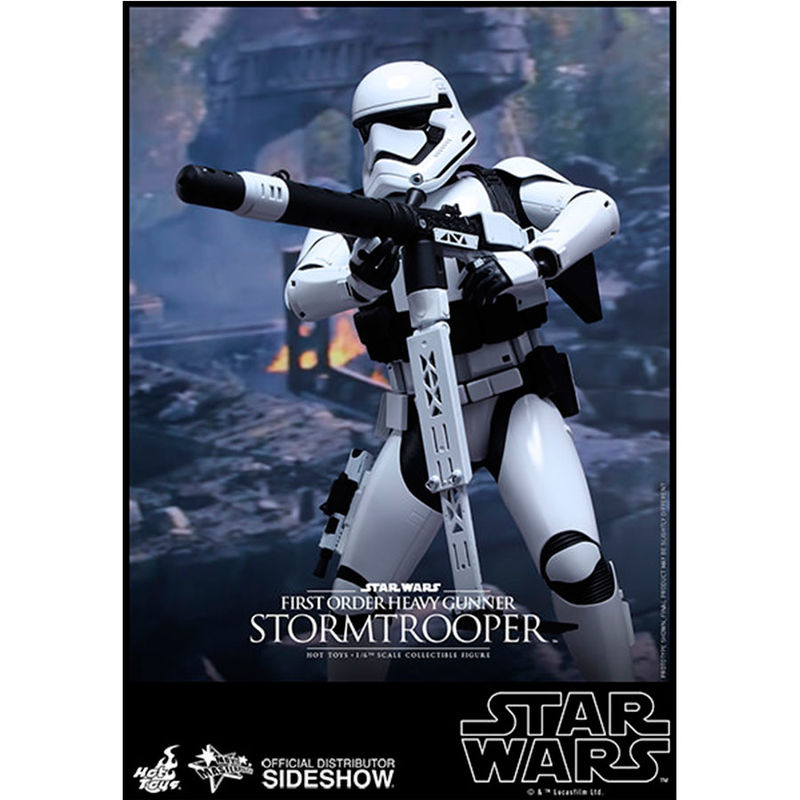 Figura First Order Stormtroopers Set Sixth Scale Star Wars Episodio VII (2)