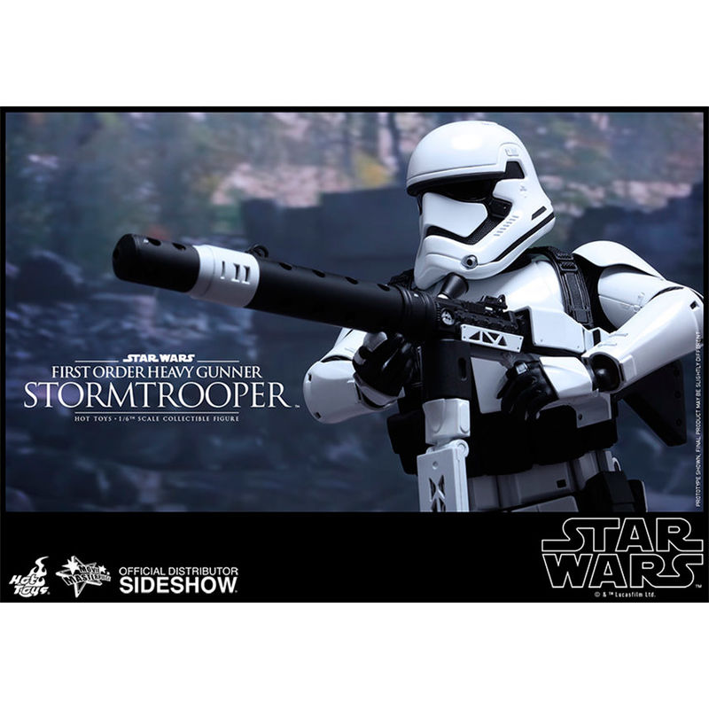 Figura First Order Stormtroopers Set Sixth Scale Star Wars Episodio VII (3)