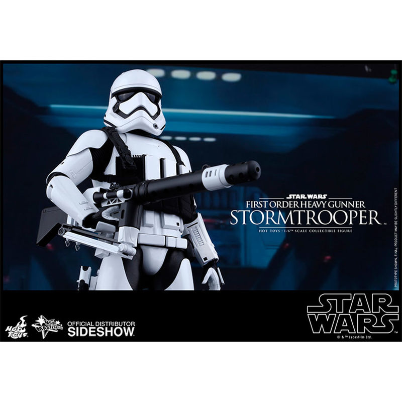Figura First Order Stormtroopers Set Sixth Scale Star Wars Episodio VII (4)