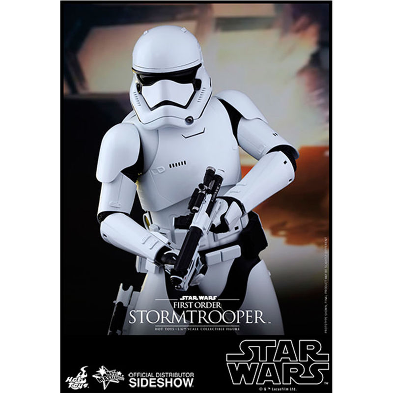 Figura First Order Stormtroopers Set Sixth Scale Star Wars Episodio VII (10)