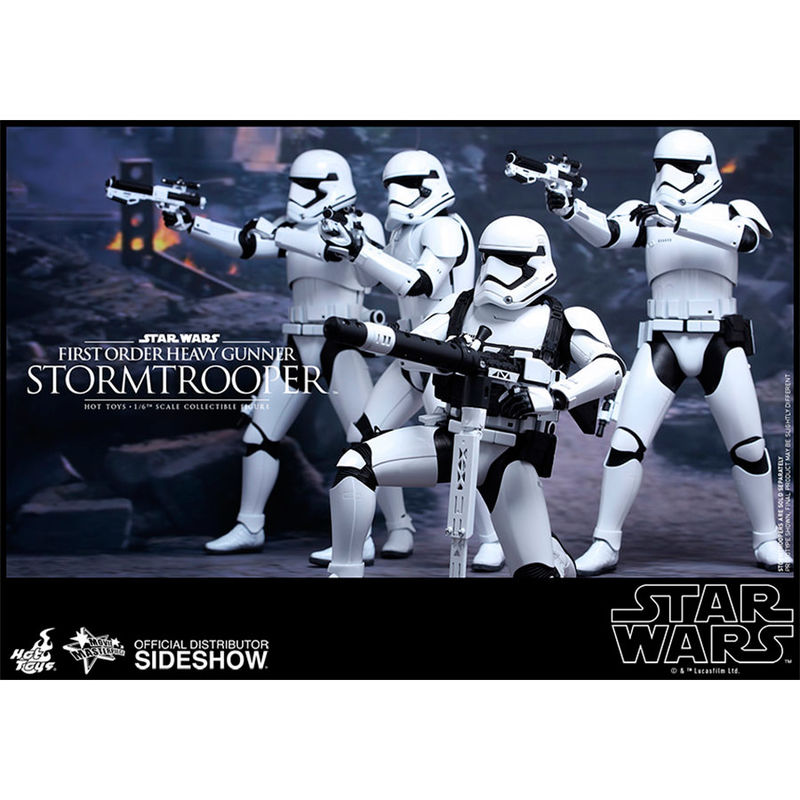 Figura First Order Stormtroopers Set Sixth Scale Star Wars Episodio VII (11)