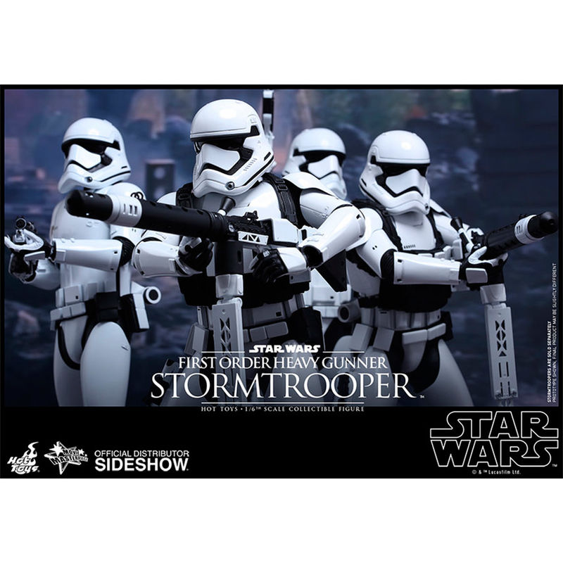 Figura First Order Stormtroopers Set Sixth Scale Star Wars Episodio VII (12)