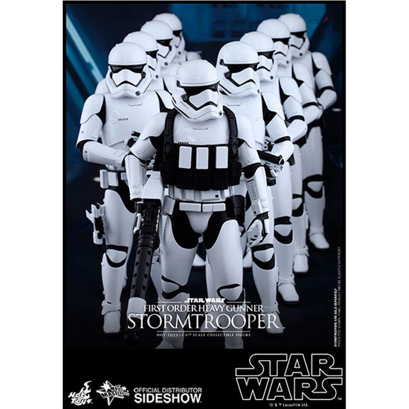 Figura First Order Stormtroopers Set Sixth Scale Star Wars Episodio VII (13)