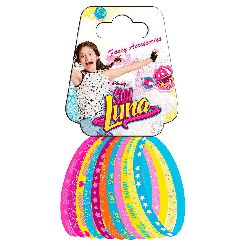 Blister pulseras Soy Luna Enjoy Love