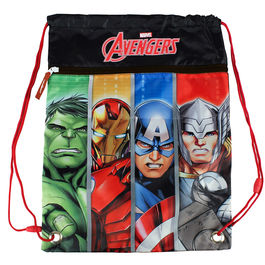 Saco Vengadores Avengers Marvel The Team grande